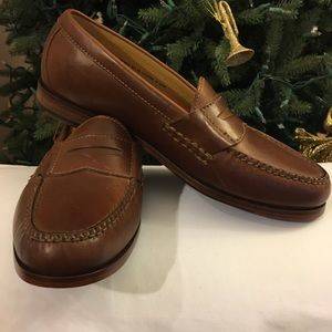 NWOB Cole Haan Pinch Brown Loafers Men's Size 8.5